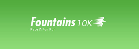 Fountains 10k Run