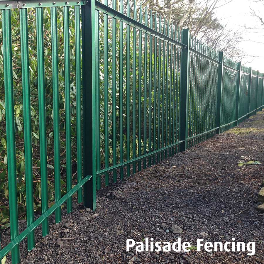 Commercial Fencing Contractors