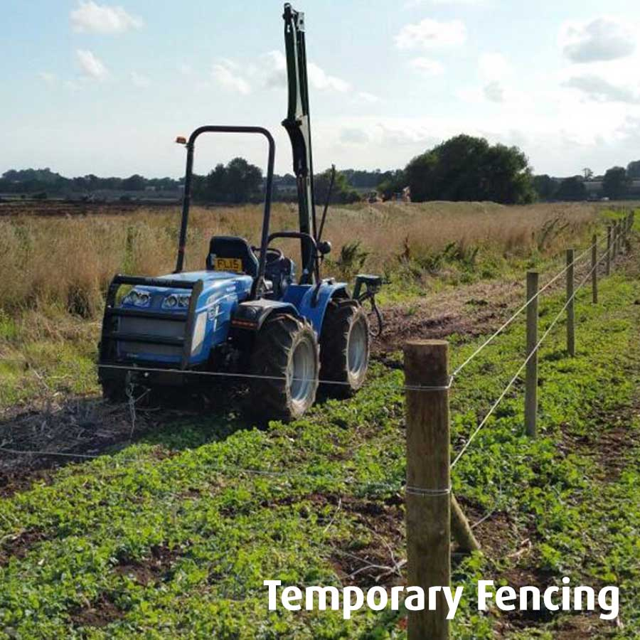 Temporary Fencing